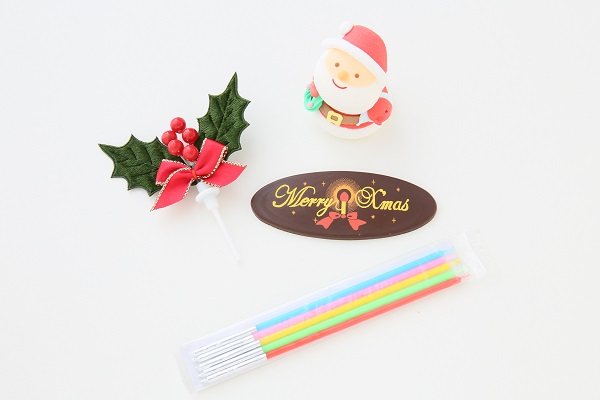 クリスマスケーキ2017 チョコ生クリームクリスマスケーキ 7号 21cmの画像8枚目