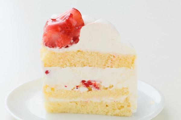 クリスマスケーキ2017 苺デコレーションケーキ 5号 15cmの画像6枚目