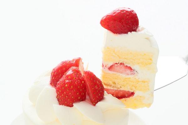 ひなまつりのイチゴ生デコレーションケーキ 5号 15cmの画像3枚目