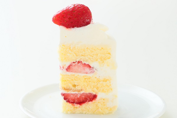 ひなまつりのイチゴ生デコレーションケーキ 5号 15cmの画像4枚目
