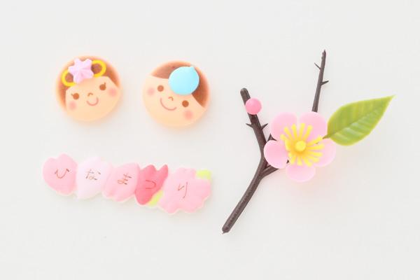 乳幼児向け(初節句にも)ヨーグルトケーキ 4号 12cm ひなまつり限定の画像6枚目