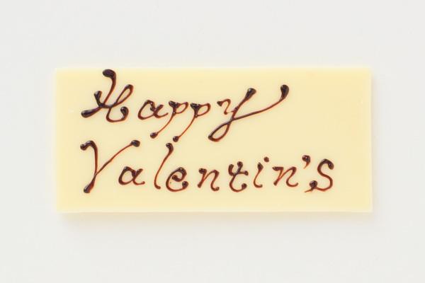 バレンタイン限定 プレゼントボックスケーキ 9×9cmの画像8枚目