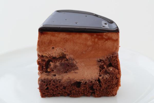 バレンタイン ハートチョコレートケーキ 4号 12cmの画像4枚目
