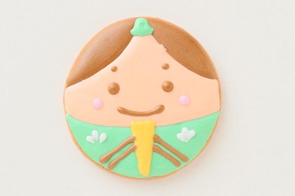 ひなまつりクッキーセットの画像2枚目