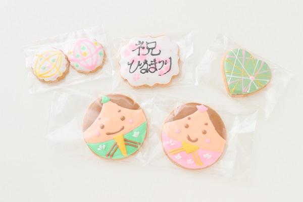 ひなまつりクッキーセットの画像7枚目