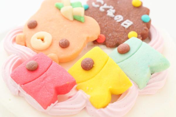 国産小麦粉と安心材料★こどもの日★クッキーデコレーション 5号 15cmの画像7枚目