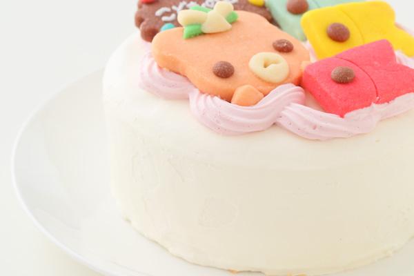 国産小麦粉と安心材料★こどもの日★クッキーデコレーション 5号 15cmの画像8枚目