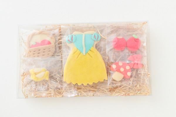 卵・乳除去可能 選べるプリンセスクッキーの画像2枚目