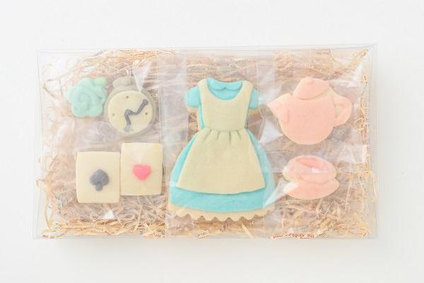 卵・乳除去可能 選べるプリンセスクッキーの画像3枚目