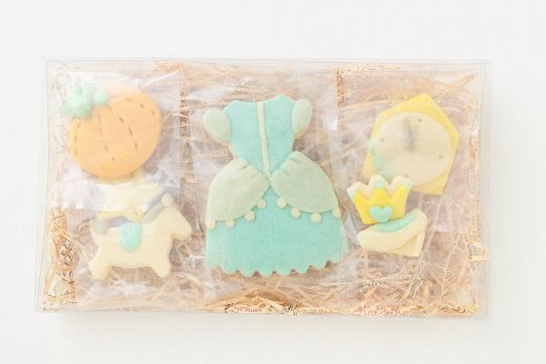卵・乳除去可能 選べるプリンセスクッキーの画像4枚目
