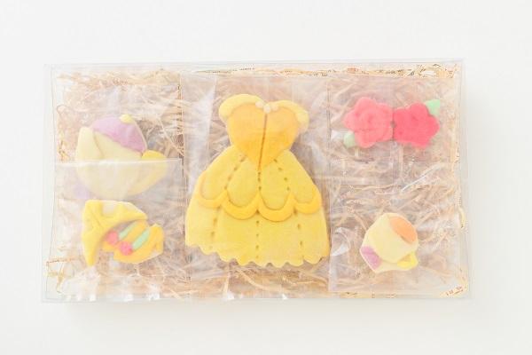 卵・乳除去可能 選べるプリンセスクッキーの画像5枚目