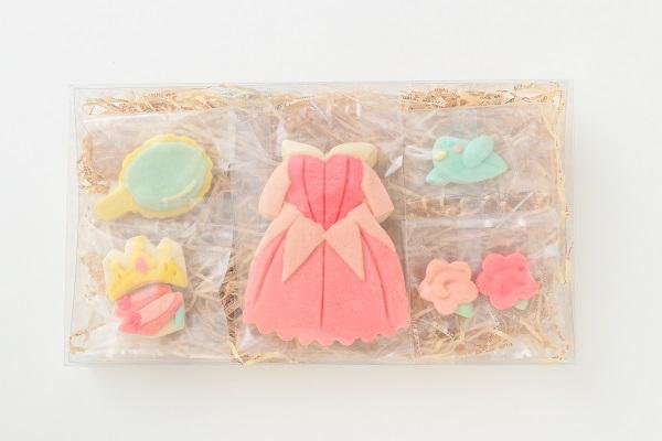 卵・乳除去可能 選べるプリンセスクッキーの画像6枚目
