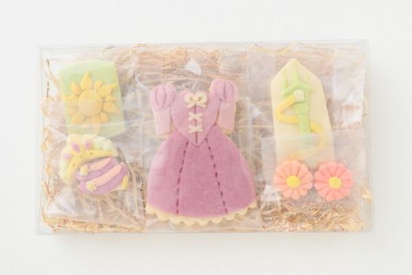 卵・乳除去可能 選べるプリンセスクッキーの画像7枚目