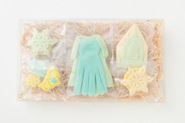 卵・乳除去可能 選べるプリンセスクッキーの画像8枚目