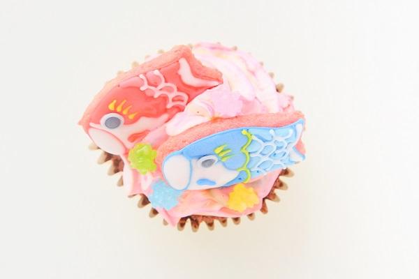 こどもの日カップケーキ 4個入りの画像3枚目