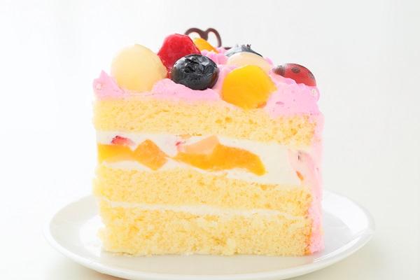 母の日 お花畑のケーキ 5号 15cmの画像4枚目