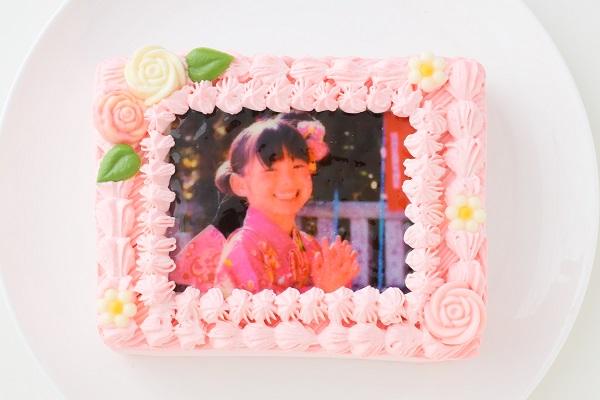 フォトケーキ 18×14cmの画像1枚目