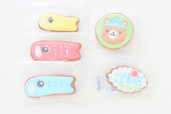 こどもの日 アイシングクッキーセット の画像3枚目