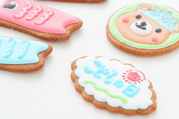 こどもの日 アイシングクッキーセット の画像4枚目