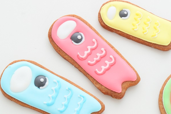 こどもの日 アイシングクッキーセット の画像5枚目