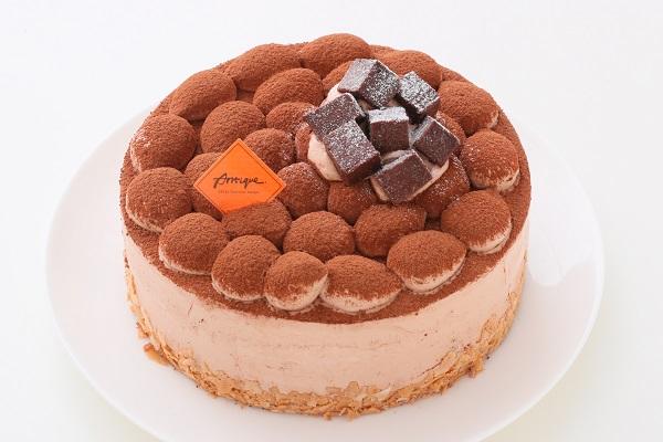 チョコレートケーキ 5号 15cmの画像1枚目