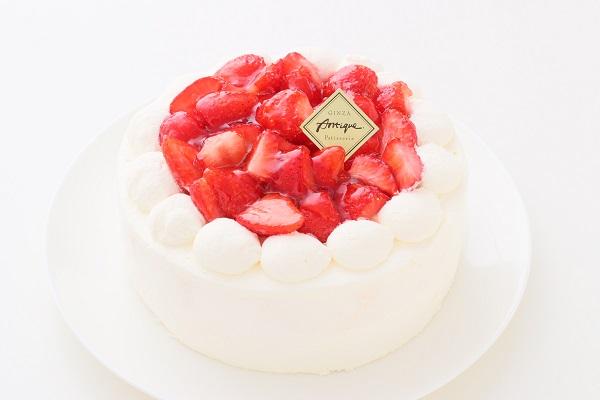 デコレーション ケーキ イチゴ