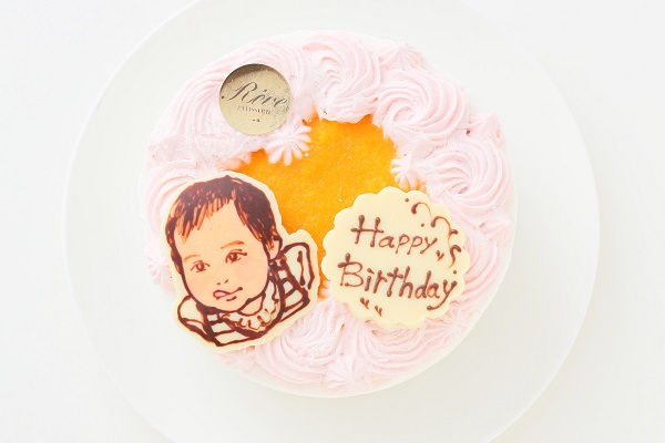 cake.JPサイトの乳幼児用ケーキ