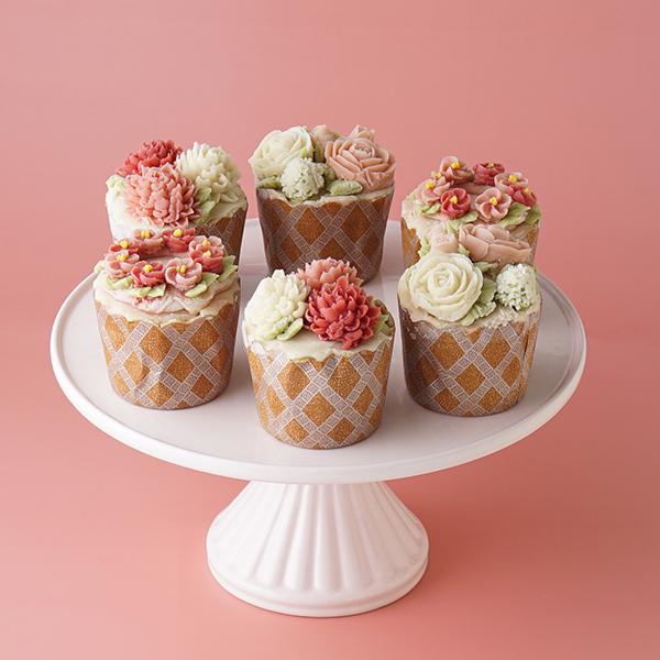 ひなまつり限定フラワーカップケーキ ひなまつり2021の画像1枚目