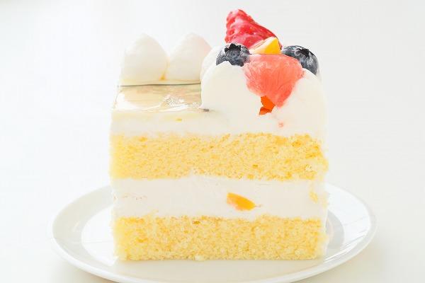お手紙ケーキ 5号 15cmの画像4枚目
