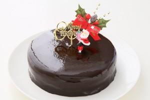 クリスマスケーキ2018 生チョコサンドのクリスマス 5号  15cm (1252)