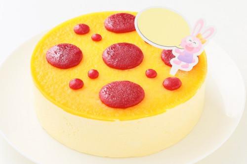 卵・乳製品・小麦粉除去可能 トロピカル ホールケーキ 5号 15cm