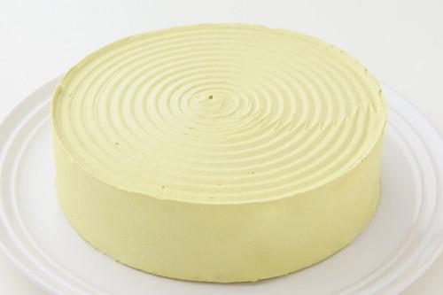 卵・乳製品・小麦粉除去可能 抹茶あずき ホールケーキ 5号 15cm