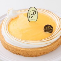 【期間限定商品】最高級洋菓子 タルト・オー・シトロン レモンのタルト 16cm