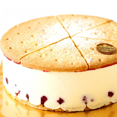 最高級洋菓子 ケーゼザーネトルテ レアチーズケーキ 15cm