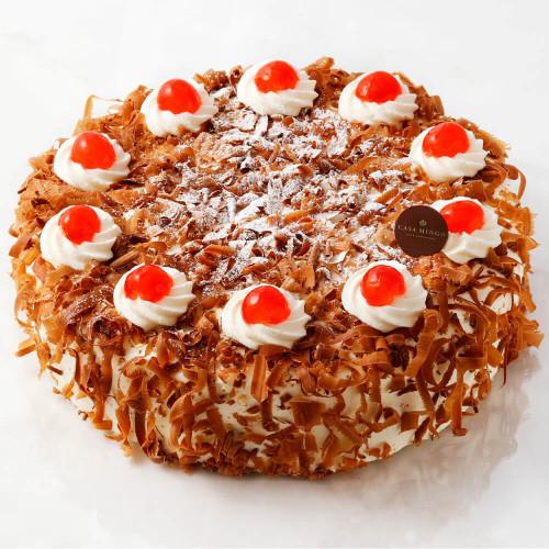 最高級洋菓子 シュヴァルツベルダーキルシュトルテ 26cm