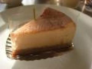 低糖質ベークドチーズ1カット