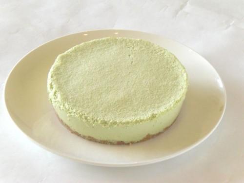 とろ生!抹茶のムースケーキ 5号 15cm