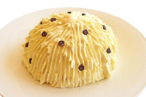 さつまいもクリームのレアチーズケーキ 5号 15cm