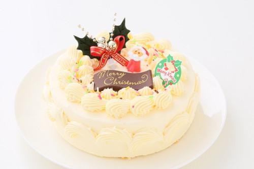 クリスマスケーキ2018 バタークリームデコレーション 5号 15cm