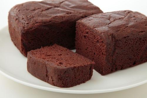 バレンタイン2020 焼酎ケーキ 茂作 チョコパウンドケーキ
