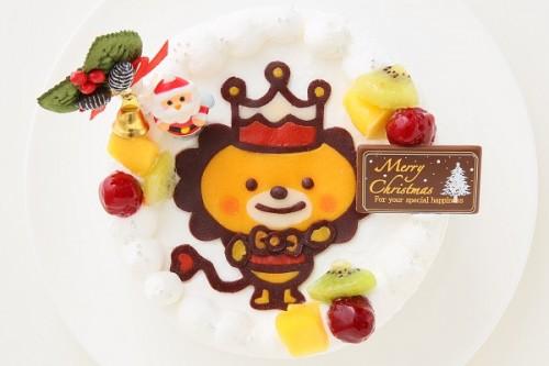 クリスマスケーキ2017 キャラクターケーキ(キャラクター1体のみ) 4号 12cm