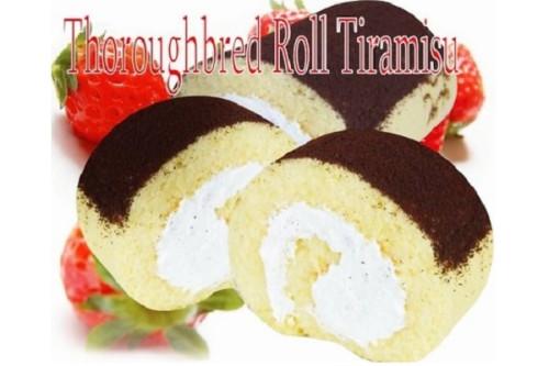 ThoroughbredRoll 話題のティラミスロールケーキ