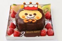 立体ケーキ 5号 15cm