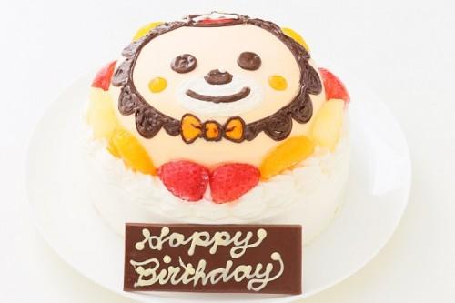 立体ケーキ 5号 15cm(乗り物不可)