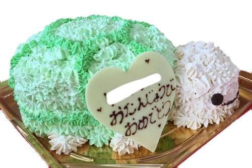 立体ケーキ 目安5~6号