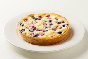 木苺とクリームチーズのクラフティー 16cm