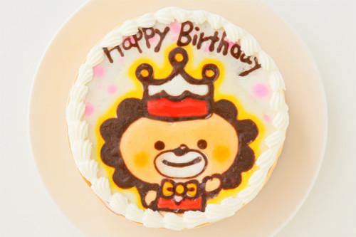 ガトーフロマージュのキャラクターケーキ 4号 12cm