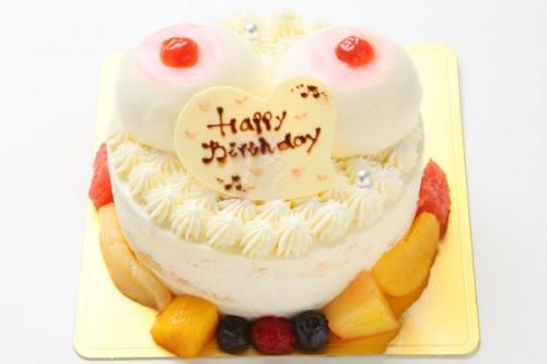おっぱいケーキ 5号 15cm