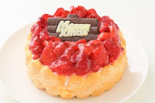 クリスマスケーキ2019 いちごアイスケーキ4号 12cm