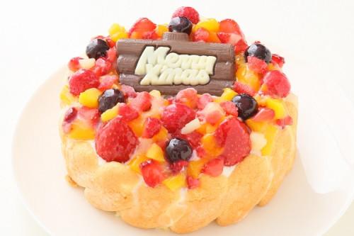 クリスマスケーキ2019 フルーツアイスケーキ4号 12cm